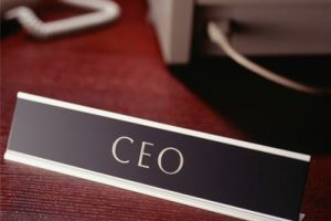 Growing Into the Title of CEO Starts Today - Four Reasons Why It Must.