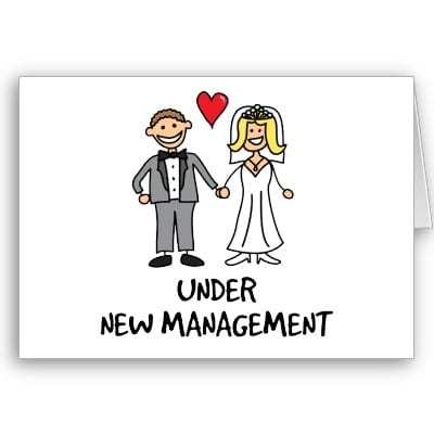 wedding_couple_under_new_management_card