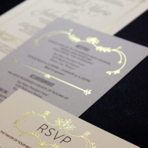 "Offset Print & Gold Foil Stamp | <a href=""https://publicprint.co/"" target=""_blank"" rel=""noopener noreferrer"">Public Print Co.</a>"